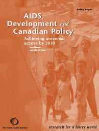 Aids Development Pub Cover