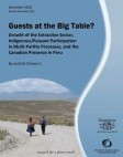 Guests at big table pub cover