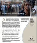 Police Reform Policy Brief Pub Cover