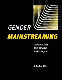 Gender Mainstreaming Pub Cover
