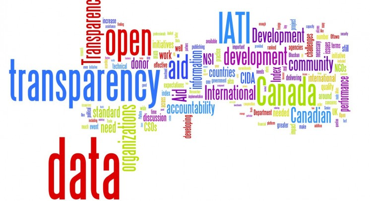 Open Data, Transparency and International Development