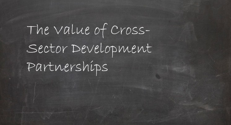 The Value of Cross-Sector Development Partnerships